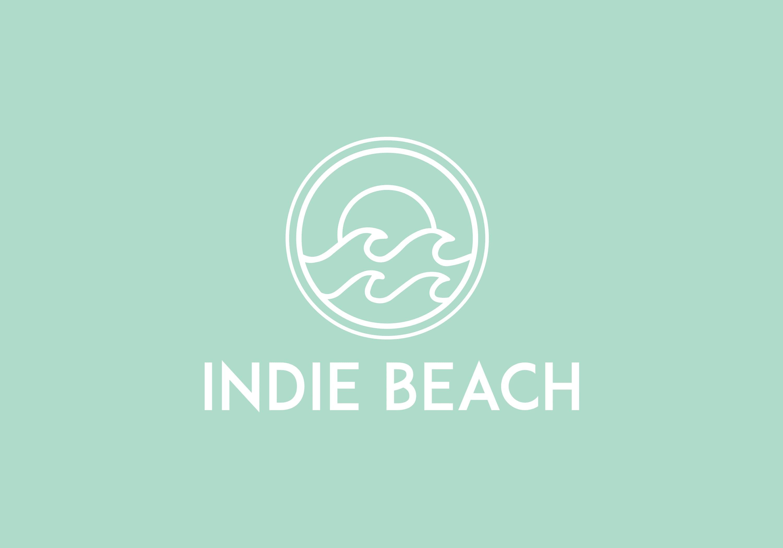 Indie Beach Koh Chang Logo Branding