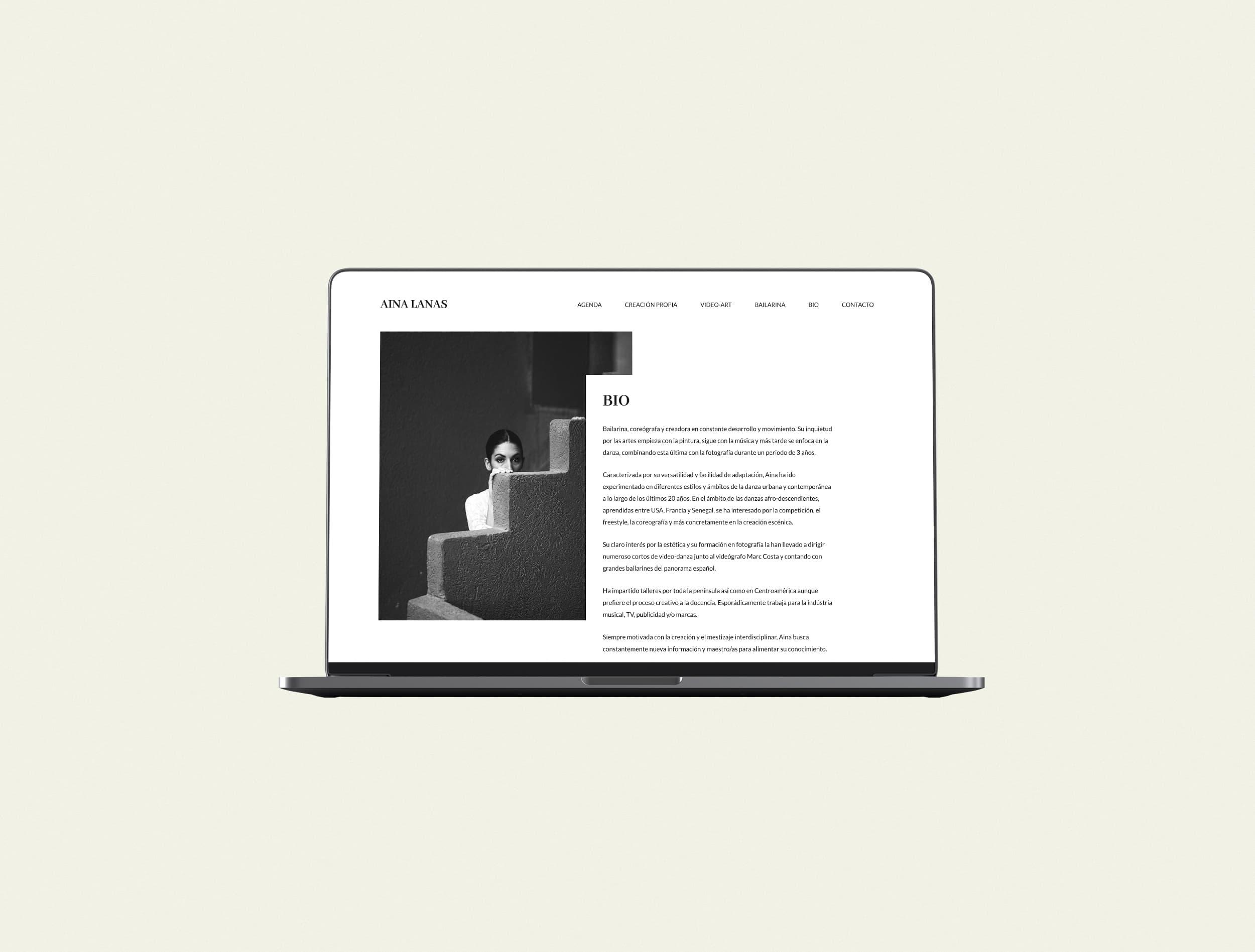 Ancar Studio - Aina Lanas Web