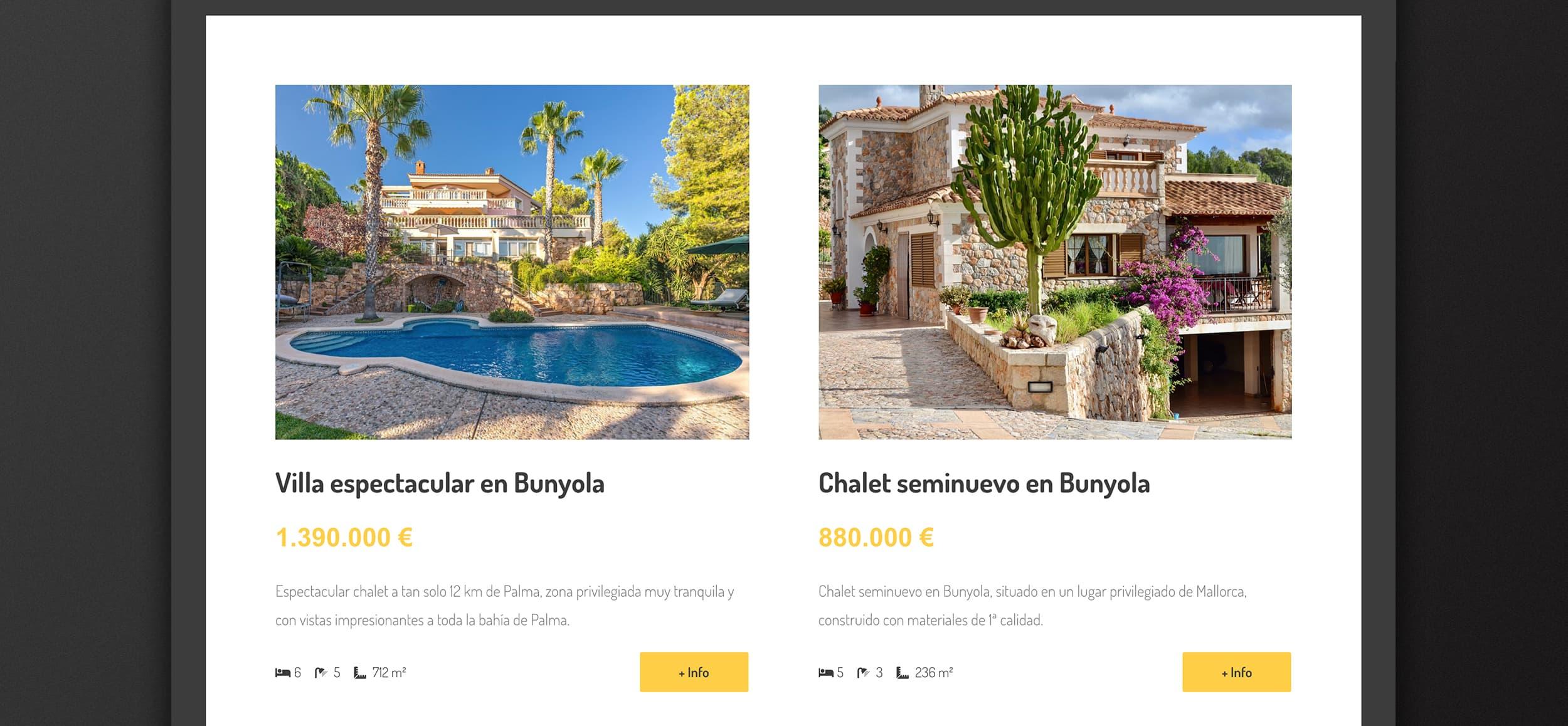 Àncar Studio - AG Luxury - Web Inmobiliaria Mallorca - Casas