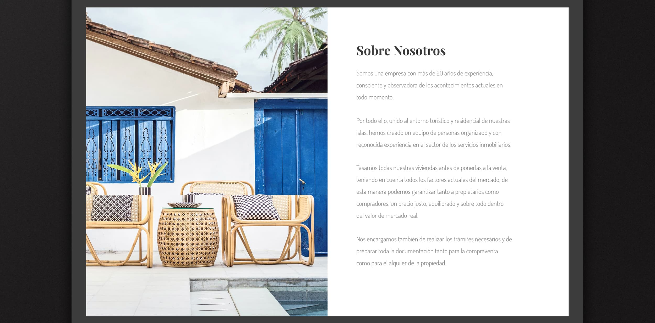 Àncar Studio - AG Luxury - Web Inmobiliaria Mallorca - Sobre Nosotros