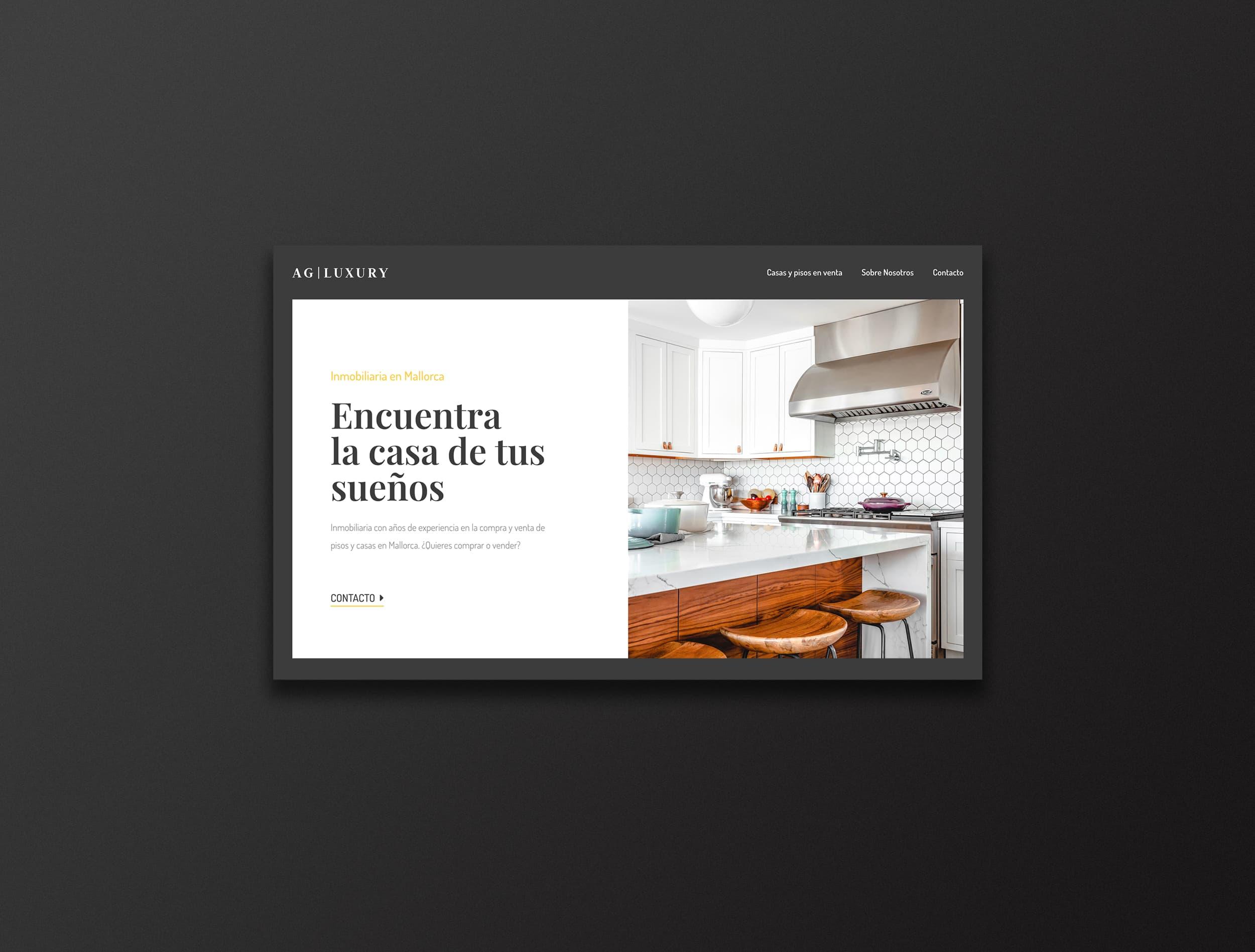 Àncar Studio - AG Luxury - Web Inmobiliaria Mallorca
