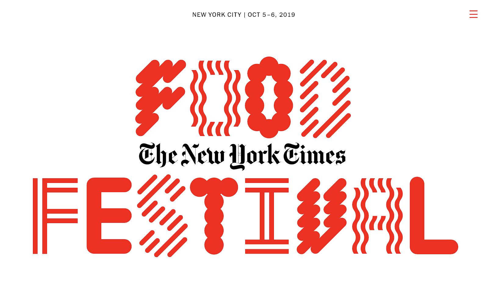 Las 7 tendencias de diseño web que han triunfado este 2020: Tipografía