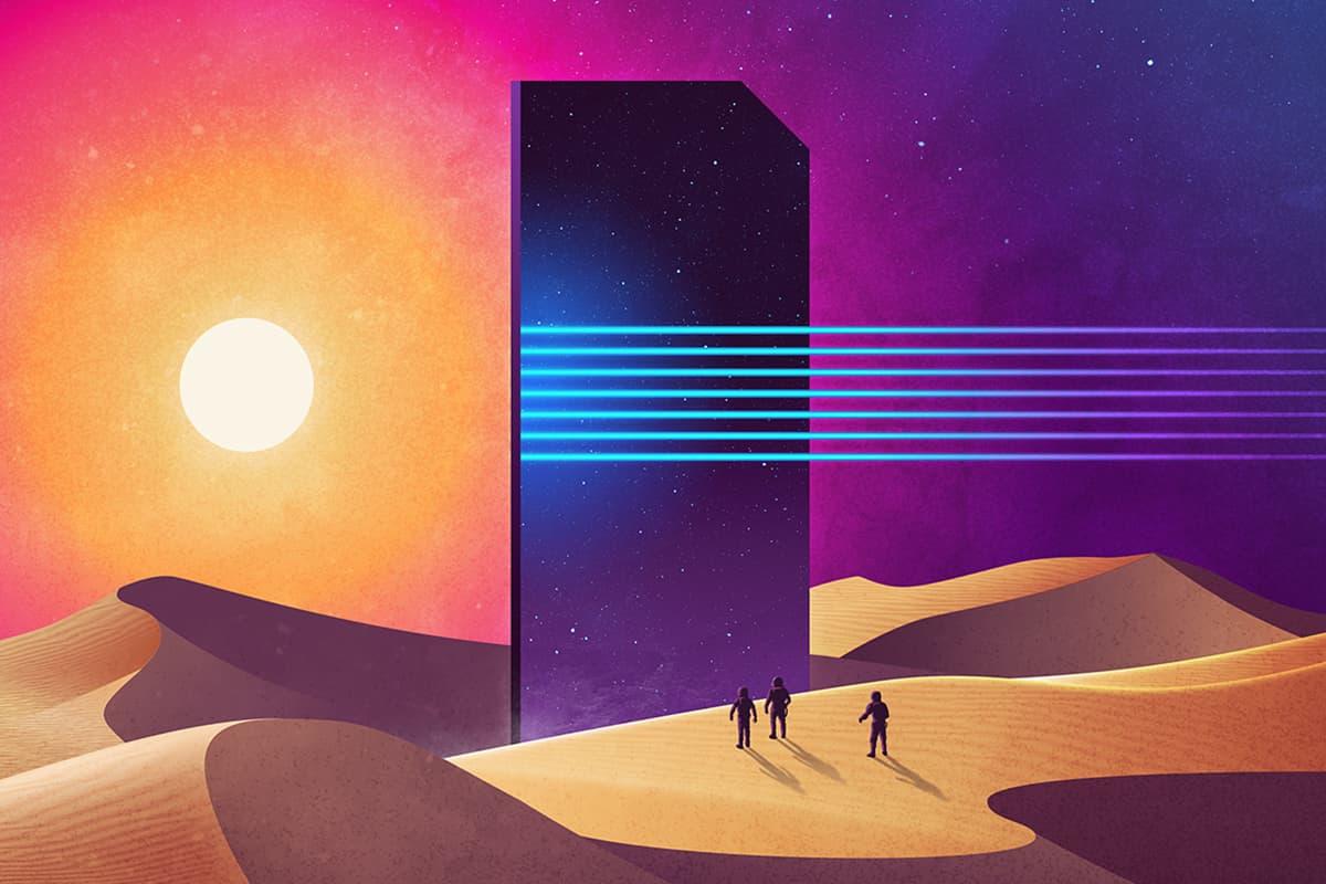 Las 8 tendencias de diseño gráfico que han triunfado este 2020: 80s