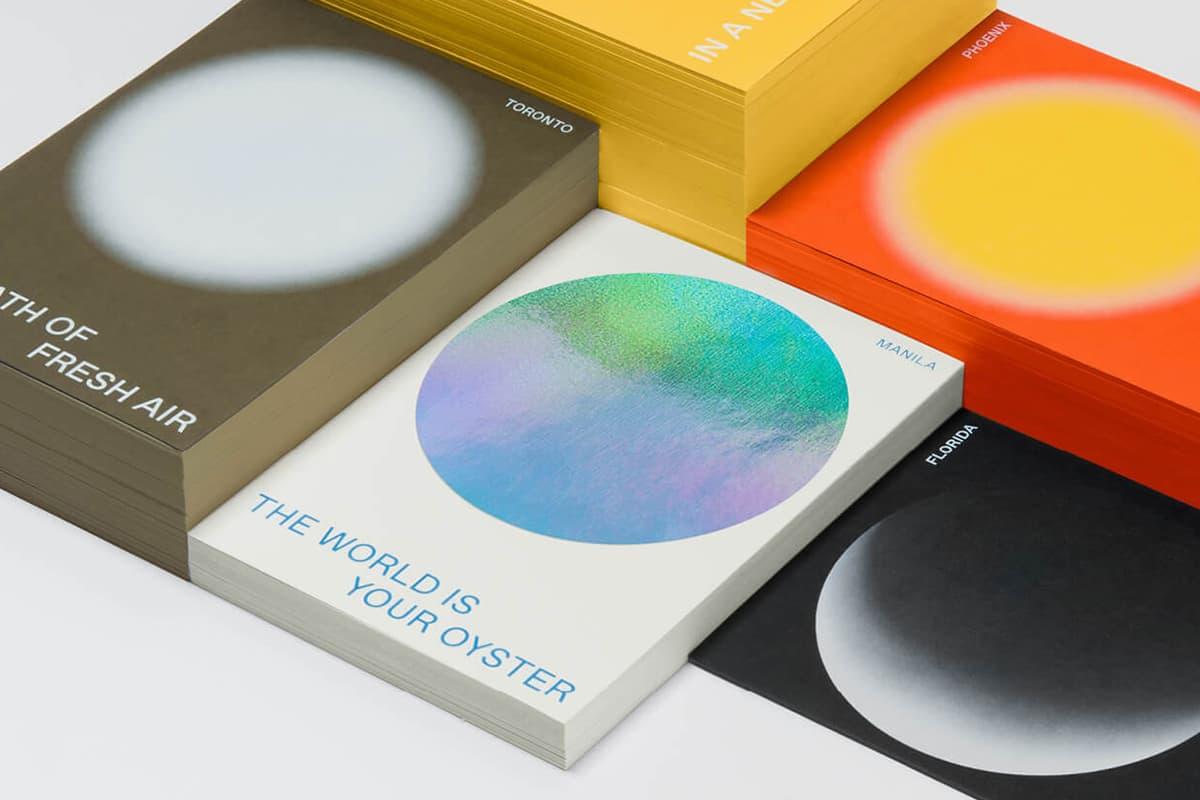 Las 8 tendencias de diseño gráfico que han triunfado este 2020: degradados