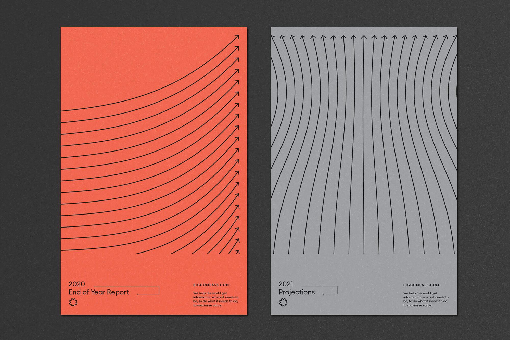Las 8 tendencias de diseño gráfico que han triunfado este 2020: líneas ultra-finas