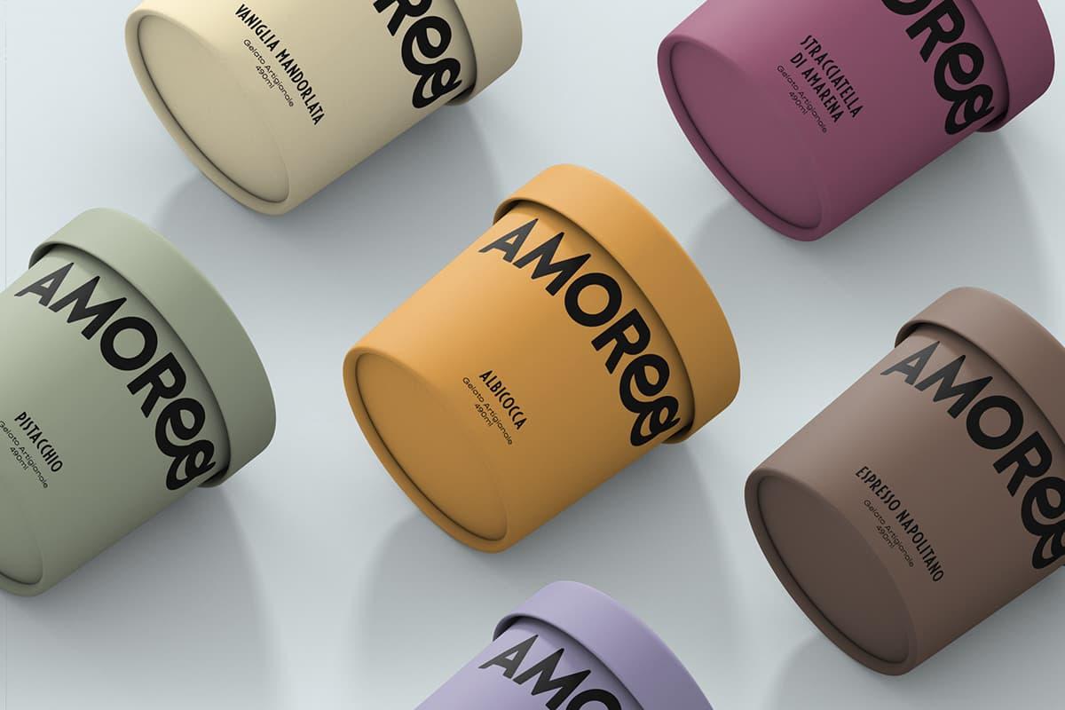Las 8 tendencias de diseño gráfico que han triunfado este 2020: paleta monocolor