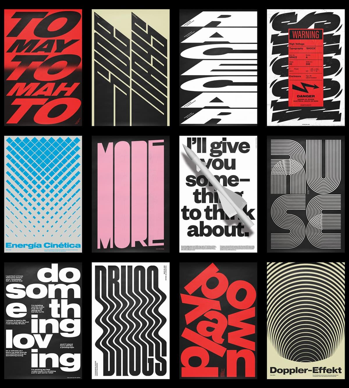 Las 8 tendencias de diseño gráfico que han triunfado este 2020: distorsión