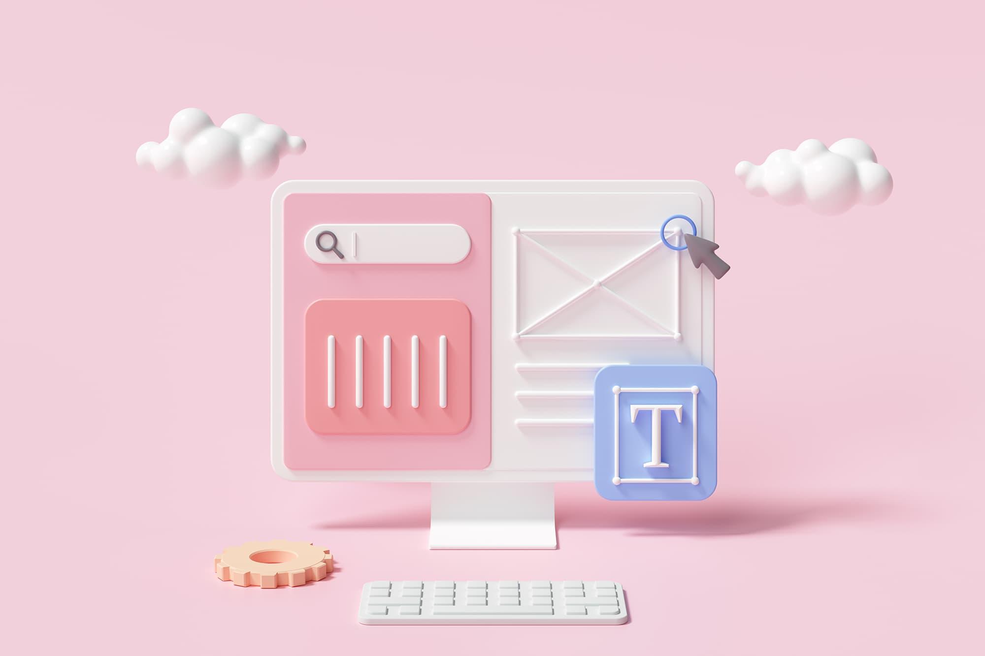 Cómo organizar tu página web