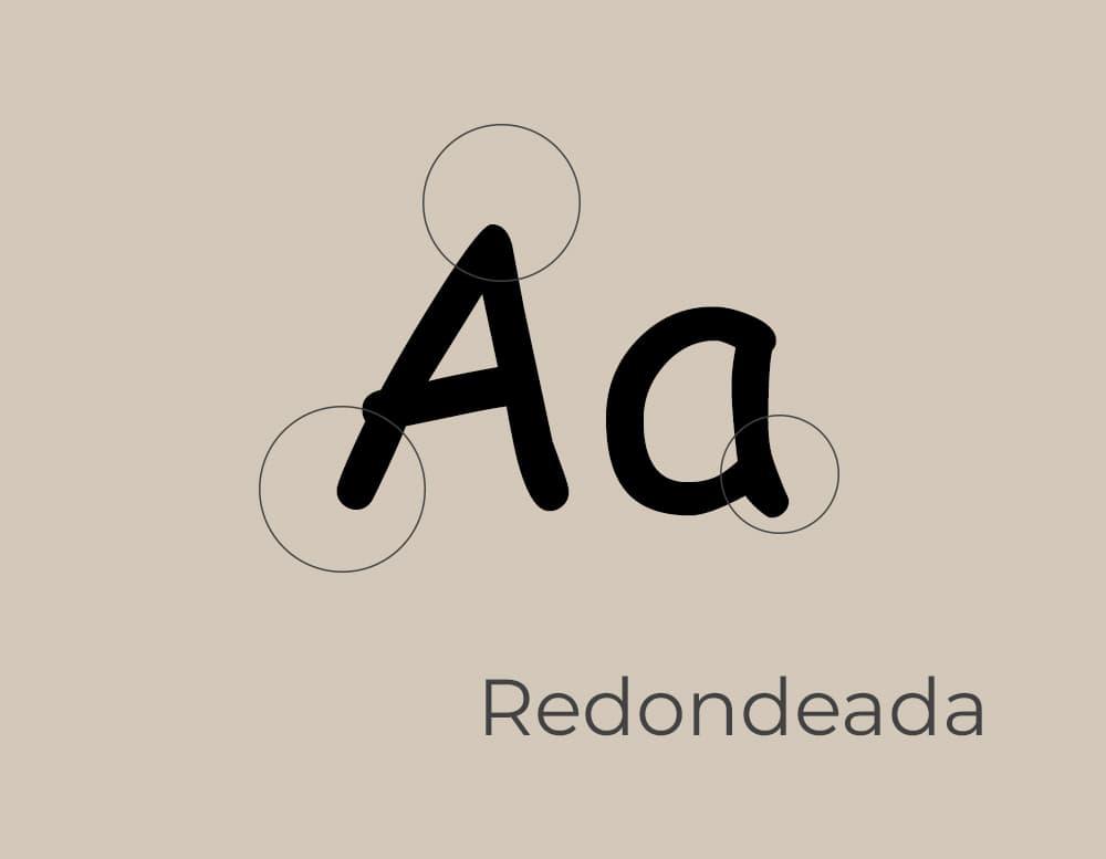 Cómo elegir la tipografía correcta: Redondeadas