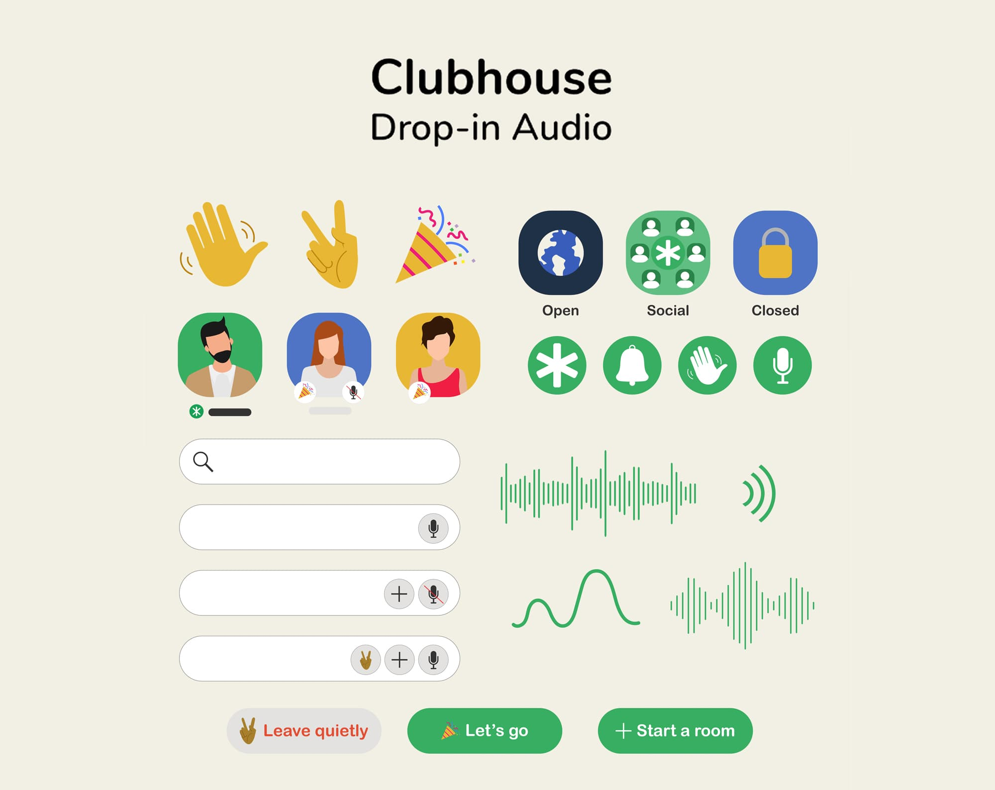 Clubhouse app: la red social 100% auditiva